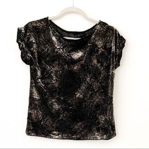 Topshop Printed Top